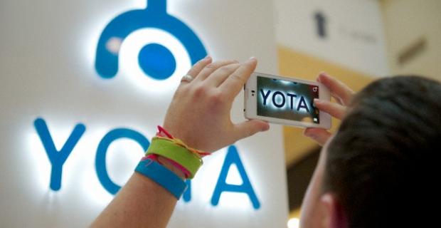 YOTA: сотрудничество с федеральной розницей